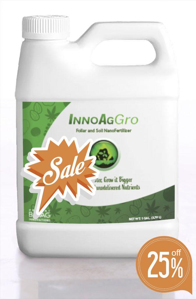 InnoAgGro 25% Off Sale